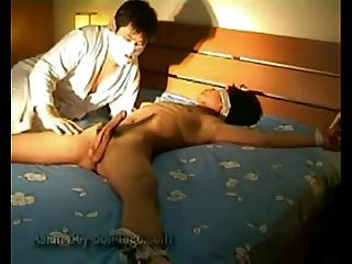 Asian gay bdsm