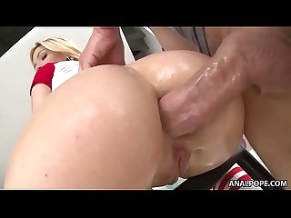 Ass to Mouth sex with Bibi Noel