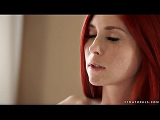 Freckled kattie gold loves anal sex