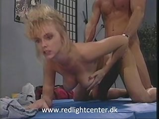 vintage porn star crystal wilder fucked at her karate class