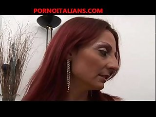 Mature italian Mamma italiana da scopare Barbara gandalf