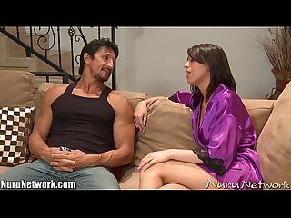Nurunetwork amiee cambridge blowjob surprise