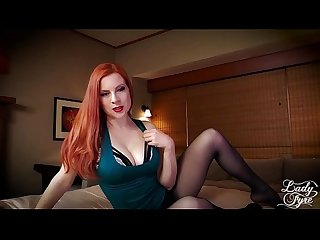 Quality time with stepmother lady fyre femdom taboo