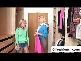Petite teen dakota skye gets seduced by her Boyfriends stepmomatermark
