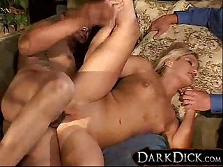 Heather gables anal interracial fucking
