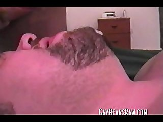 Real gay bear home video