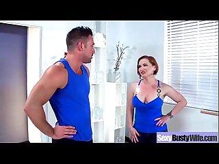 Bigtits wife katja kassin fucks hardcore on tape video 10