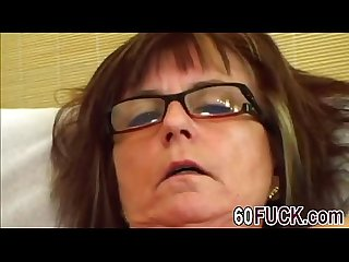 Granny bitch with glasses fucked by younger guyer-man-hi-2