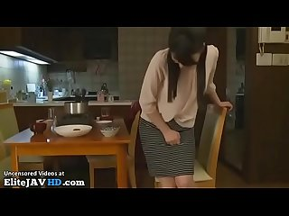Japanese wife cheating husband with her boss more at elitejavhd com