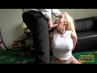 Throat fucked videos