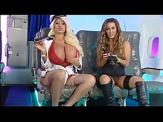 Amanda and candy on rlc airways