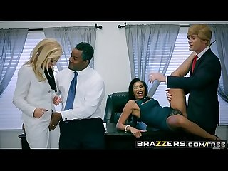 Brazzers zz series zz erection 2016 part 4 scene starring cherie deville yasmine de leon charles