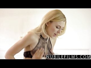 Nubilefilms naughty blonde alexa grace intense sex