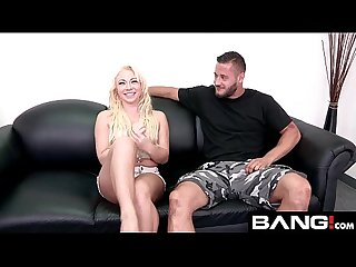 Katerina Kay enjoys being choked and auditions for bang