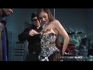 Bdsm with Hot Young sasha grey A big black cock