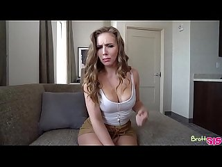 Thirsty Lena Paul Got Brother's Cum