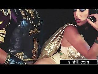 Cleopatra Xxx parody stevie Shae
