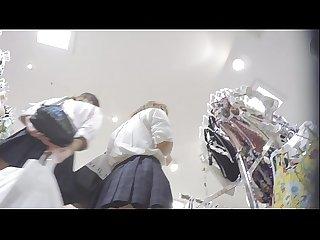 Japanese schoolgirl upskirt 16