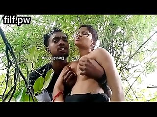 Desi horny couple fucked badly in jungles //Watch Full 27 min Video At..