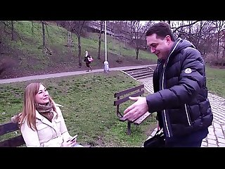 Sex in a park of prague for andrea dipre full hd