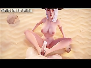 OVERWATCH - Ashe Doggystyle Fuck HENTAI - more videos..