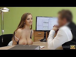 LOAN4K. Suzie got big boobs and a big trouble