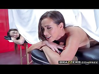 Brazzers brazzers exxtra dani daniels nikki benz charles dera and keiran lee lets get facials 2