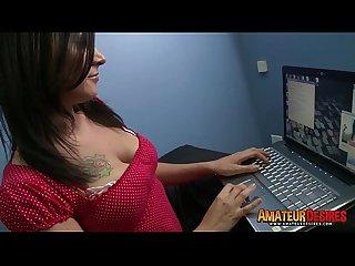 Vanessa hot fuck encounter