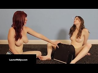 Ruby redhead lauren phillips does sybian dick w sol jay taylor excl