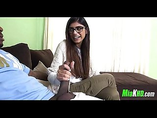 Mia khalifa first big black cock 3 92