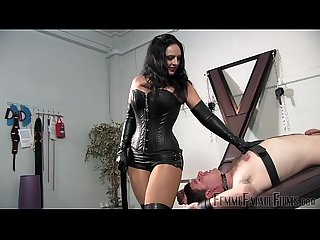 Under My Arse part3 - Mistress Ezada Sinn - FemmeFataleFilms - FaceSitting