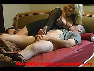 Horny milf sucks and fucks her step son ndash more milf action at hotmilfs co nr