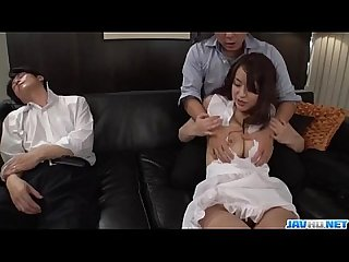 Office hardcore sex play with busty kaede niiyama