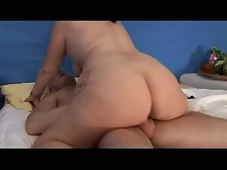 Mature brunette wants to taste a hard cock!