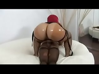 Pinky and girl oiled fucking anal butts oil sex pov