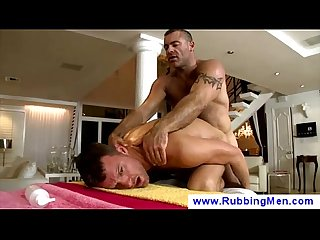Gay massage with happy ending