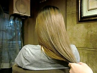 Hairjob video 011