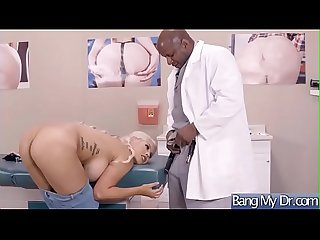Sex Action Between Doctor And Patient (Bridgette B) clip-10