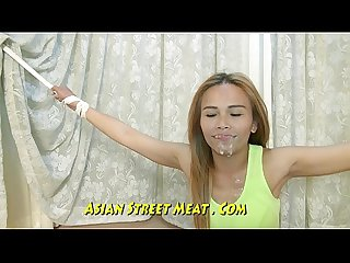Tied up philippines hotel sex worker