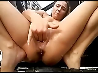 outdoor squirt DP paula 92- PART 1- FULL on ASIANSQUIRTCAM.COM