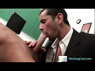Jakes sucking and fucking like there aint tomorrow by workingcock