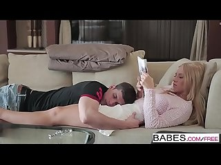 Babes Step mom lessons lpar kiara lord comma kristof cale rpar taken by surprise