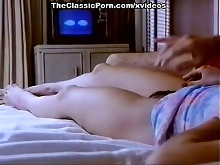 vintage porn video on the bed