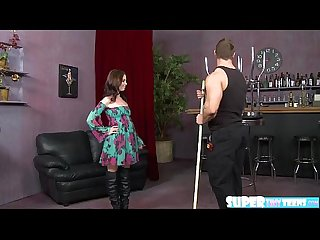 Super Hot Model jessi gets her pussy filled with a surprise creampiewatermark