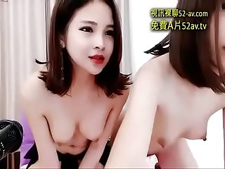 Chinese Amateur masturbating pussy with friend myxcamgirl com