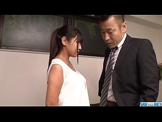 Ravishing fuck at the office along yu shinohara