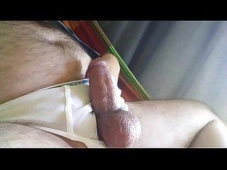 Daddy Bear big fat uncut cock