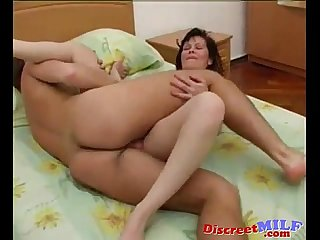 Russian mom and younger russian lover 02