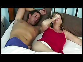 SLEEPING WITH STEPMOM