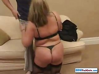 Hot British BBW Mature Wife